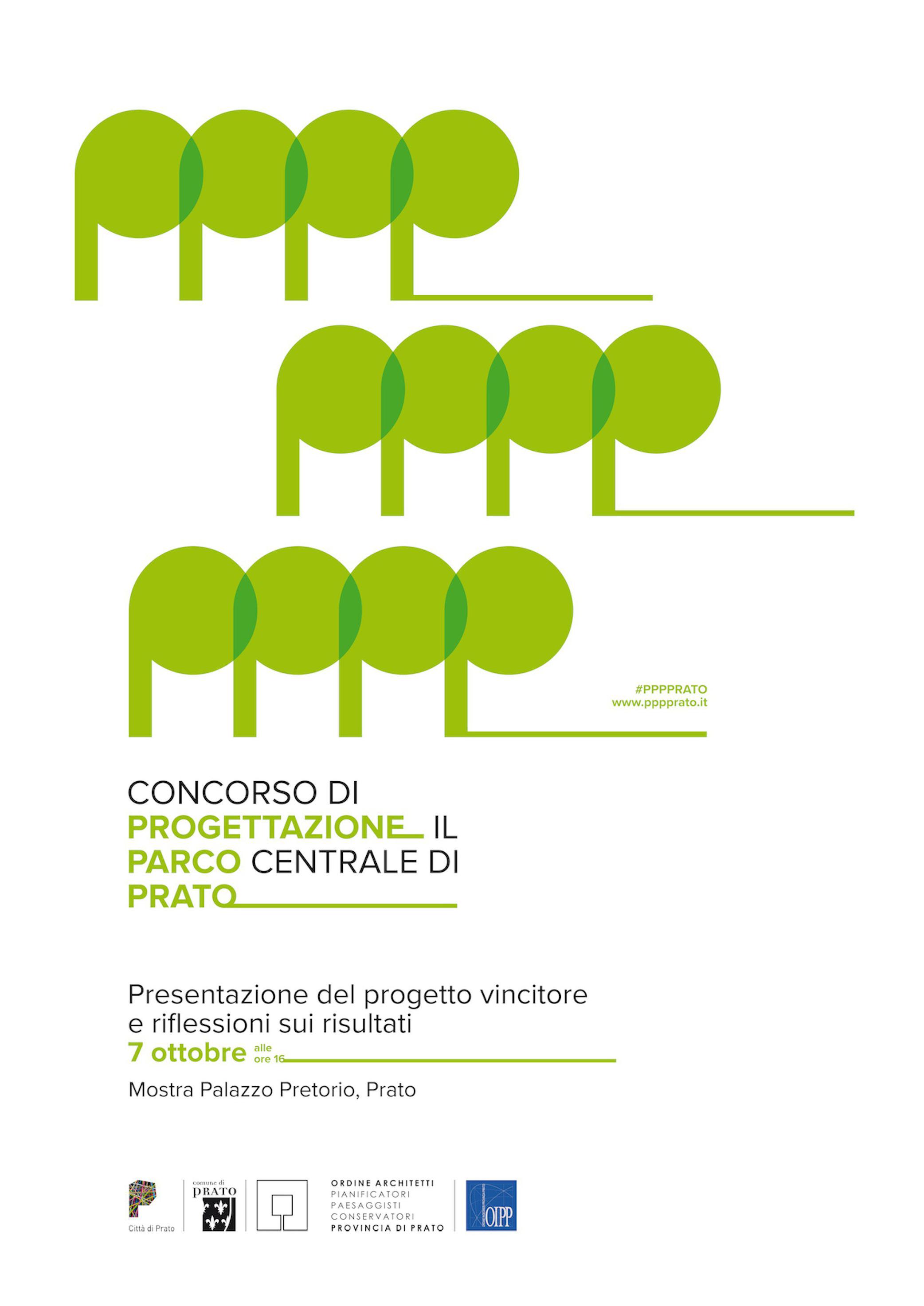 """Ordine Architetti Brescia Lavoro concorso di progettazione """"il parco centrale di prato"""" - oappc"""