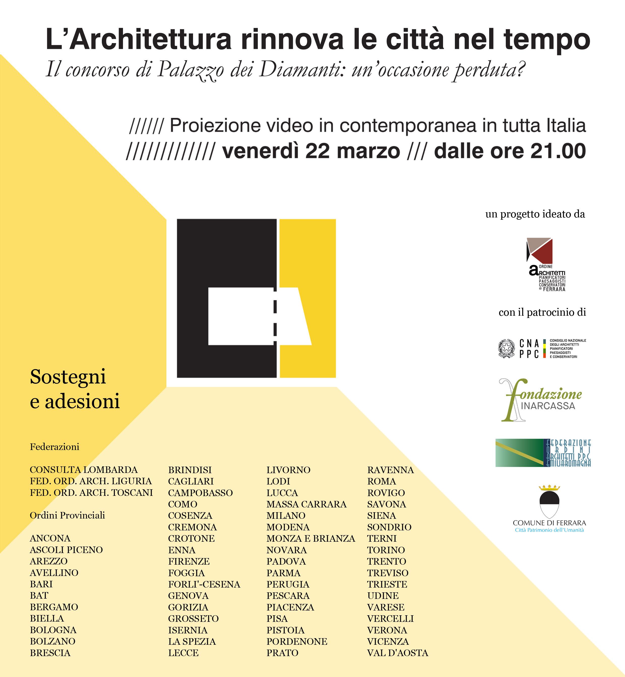 Ordine Architetti Brescia Lavoro eventi - oappc